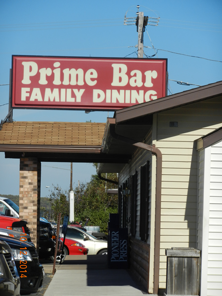 The Prime Restaurant, Trego
