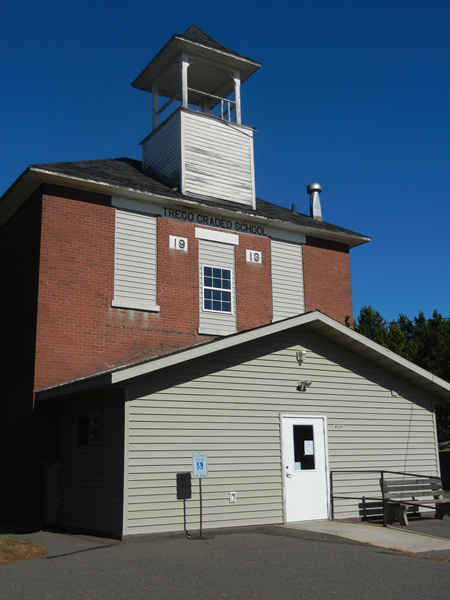 Trego, Wisconsin town hall